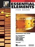 Essential Elements 2000: Comprehensive Band Method Book 2 (Percussion, Book 2) (0634013017) by Lautzenheiser, Tim