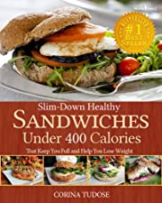 Slim-Down Healthy Sandwiches Under 400 Calories That Keep You Full and Help You Lose Weight