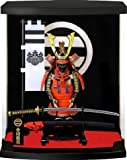 Authentic Samurai Figure/Figurine: Armor Series#07- Imagawa Yoshimoto [Toy]