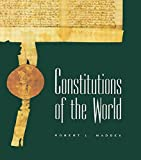 img - for Constitutions of the World book / textbook / text book