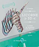 Trophe-Licorne-3D
