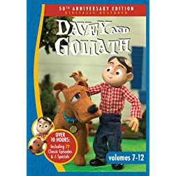Davey and Goliath Set 2 - Volume 7