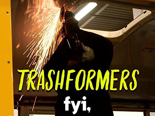 Trashformers Season 1