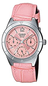 Casio Collection Damen-Armbanduhr Analog Quarz LTP-2069L-4AVEF