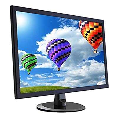 CTL MTIP2702 27'' LED-Backlit LCD Monitor, Black