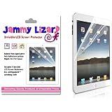 JAMMYLIZARD | Pack de 2 x Films protège écran Invisible pour l'iPad 4, iPad 3 et iPad 2, Matte