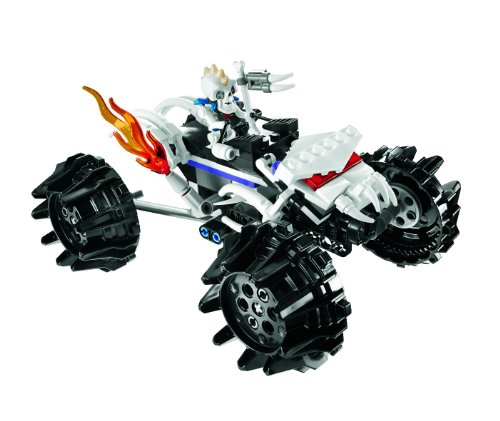 lego ninjago skull truck instructions