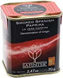 Safinter Paprika Hot, 2.47-Ounce (Pack of 4)