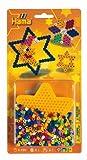 Hama Beads - Stars and Moon Kit (Midi Beads)