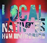 Hummingbird [Deluxe Edition] by Local Natives (2013) Audio CD
