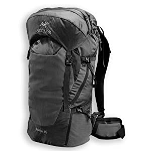 Arc'teryx Axios 35 Backpack - Raven - Regular
