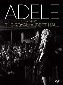 Adele Live At The Royal Albert Hall (DVD/CD)