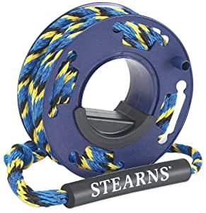 Stearns Solid Braid MFP Tow Rope With Rewinder