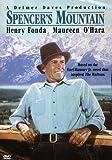 Spencer's Mountain (DVD) Henry Fonda, Maureen O'Hara, James MacArthur
