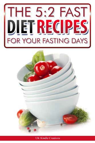 The 5:2 Fast Diet Recipes: For Your Fasting Days (How to actually use diets)