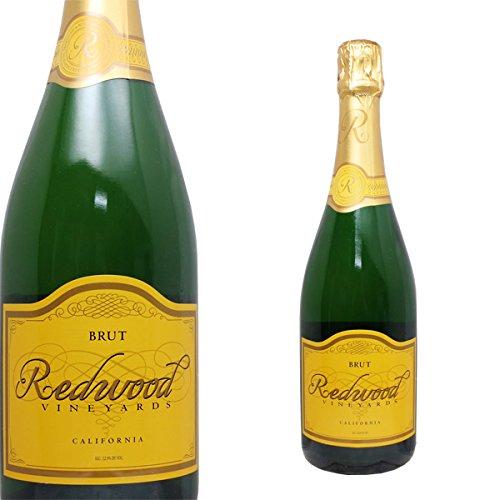【お酒】 レッドウッド スパークリング ブリュット 750ml [REDWOOD VINEYARDS BRUT]