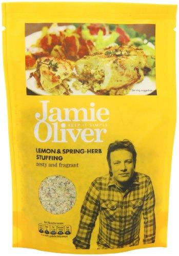 Fiddes Payne Jamie Oliver Lemon and Spring Herb Stuffing Mix 110 g (Pack of 5)