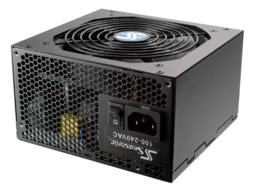 Seasonic S12II-520 520W ATX12V Standard Power Supply Unit -  Bronze