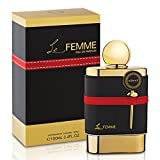 ARMAF LE FEMME 3.4 oz EAU DE PARFUM SPRAY FOR WOMEN (Tamaño: 3.4 Ounces)