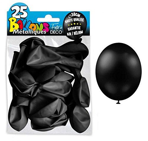 25-ballons-metalliques-top-deco-salle-tocadis-noir