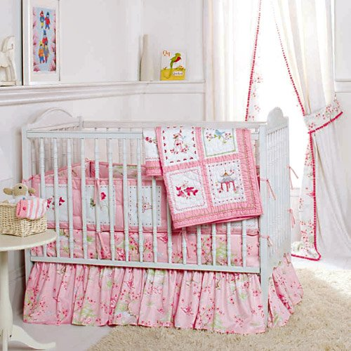 Whistle & Wink Pink Pagoda 3Pc. Baby Bundle front-72965