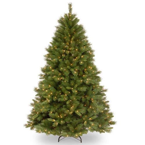 7ft-winchester-pine-pre-lit-artificial-christmas-tree-with-500-duel-led-lights