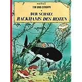 """Tim und Struppi, Carlsen Comics, Neuausgabe, Bd.11, Der Schatz Rackhams des Rotenvon """"Herg�"""""""