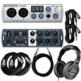 51rgvb7aNkL. SL160  PreSonus FireStudio Mobile Firewire Audio Interface; with Sennheiser HD280 Headphones, and Cables ..Dont Buy it, Until You Read This