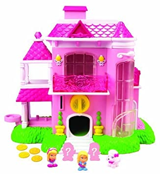 Blip Toys Squinkies Barbie Dream House Playset by Blip Toys TOY (English Manual)