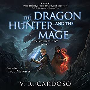 The Dragon Hunter and the Mage Audiobook