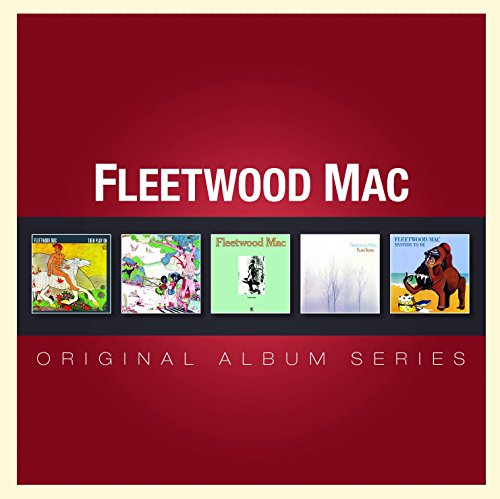 original album series fleetwood mac 081227971939. Black Bedroom Furniture Sets. Home Design Ideas
