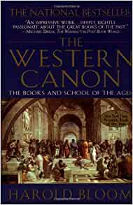 harold bloom the western canon pdf