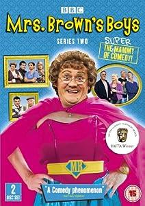 Mrs Brown's Boys - Series 2 [DVD] [2012]