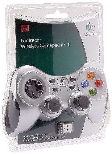 Logitech F710 Gamepad Wireless