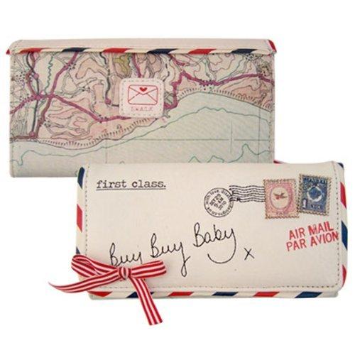 Paper Plane Ladies Wallet Style Purse