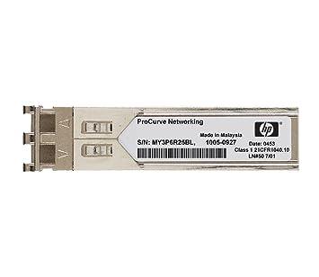 HP X130 Module transmetteur SFP+ 10GBase-SR LC module enfichable
