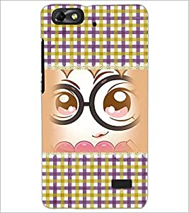 PrintDhaba Cartoon D-4101 Back Case Cover for HUAWEI HONOR 4C (Multi-Coloured)