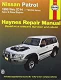 Nissan Patrol Automotive Repair Manual: 1998-2014 (Haynes Automotive Repair Manuals)