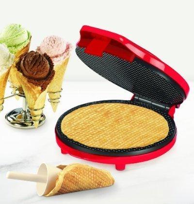 waffle cone maker. Cucina Waffle Cone Maker