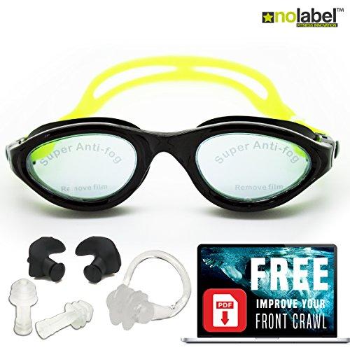 lunettes-de-natation-noires-neon