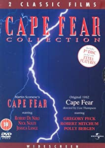 Cape Fear Box Set [1961 and 1991] [DVD]