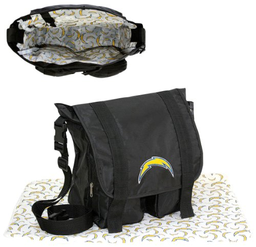 Nfl San Diego Chargers Diaper Bag Sporting Goods Team