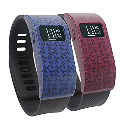 Skin Covers for Fitbit Charge HR Small and Large Wristband