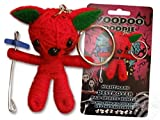 Voodoo Doll as A Mobile Phone or Key Chain