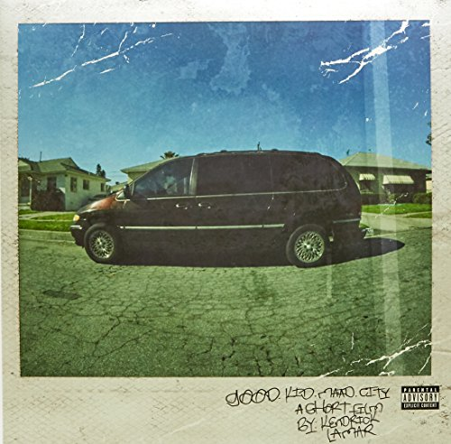 Vinilo : Kendrick Lamar - Good Kid, M.A.A.D City (2 Disc)