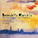 Benedetto Marcello Sonatas For Flute And Bass Continuo (Persichilli, Bevers)