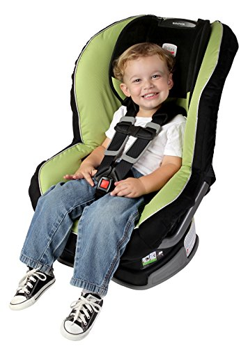 Britax Marathon G  Convertible Car Seat Crash Test