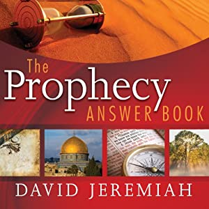The Prophecy Answer Book Audiobook