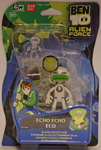 Buy Low Price Bandai Ben 10 ECHO ECHO Alien FOrce Collection ben10 Figure (B001DBCYWC)