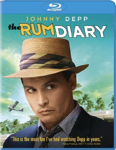 The Rum Diary [Blu-ray] by Sony Pictures Home Entertainment